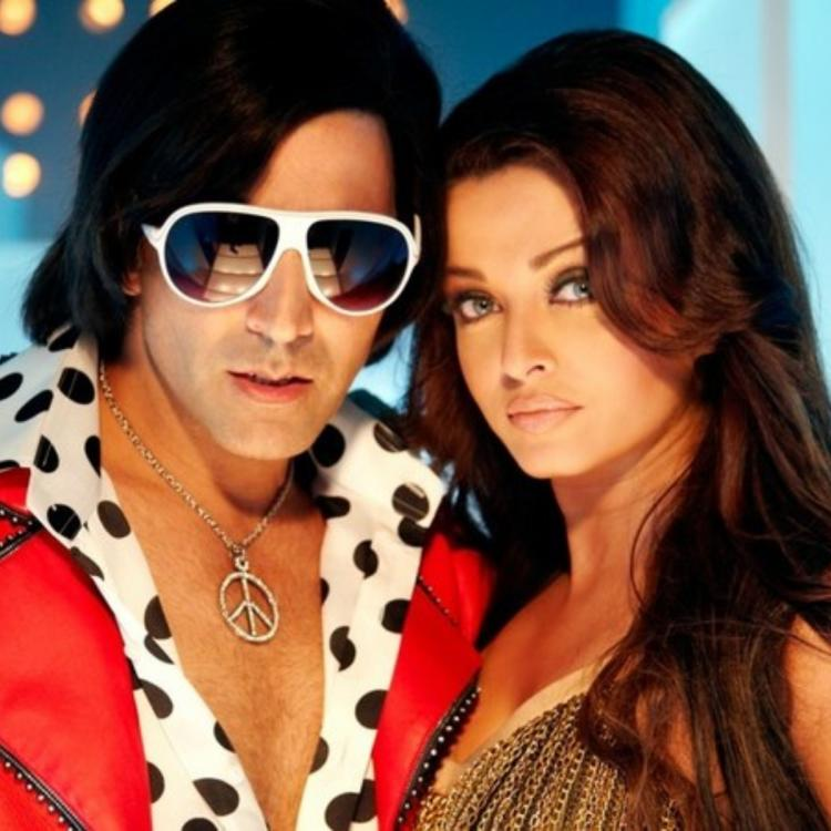 Akshay Kumar and Aishwarya Rai Bachchan have starred together in Khakee and Action Replayy.