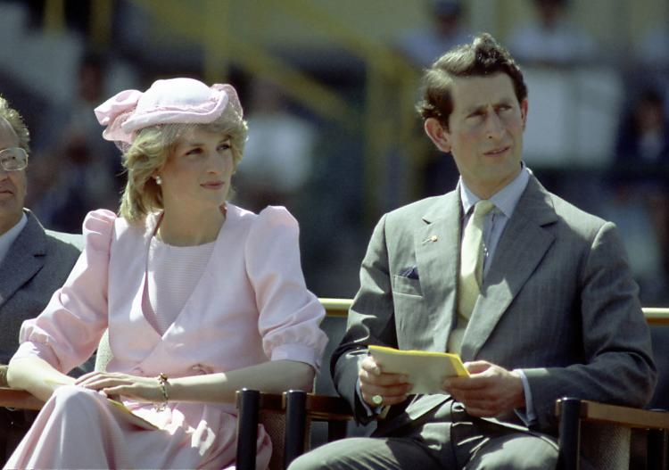 Princess Diana had shared in the same 1995 interview that she wished for her husband Prince Charles to find peace of mind.