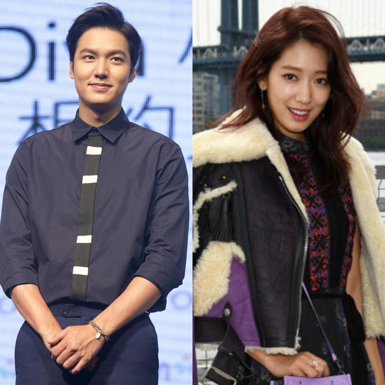 When The King: Eternal Monarch's Lee Min Ho confessed opened about his kiss with Park Shin Hye on The Heirs