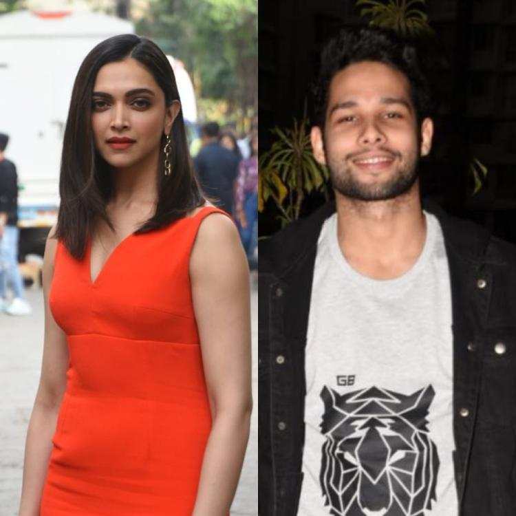When Deepika Padukone admitted she couldn't take her eyes off Siddhant Chaturvedi aka M C Sher in Gully Boy