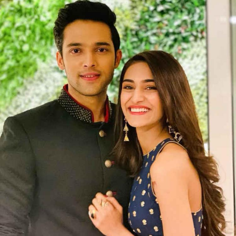 When Erica Fernandes wore Kasautii Zindagii Kay co star Parth Samthaan's jacket and made fans root for Parica