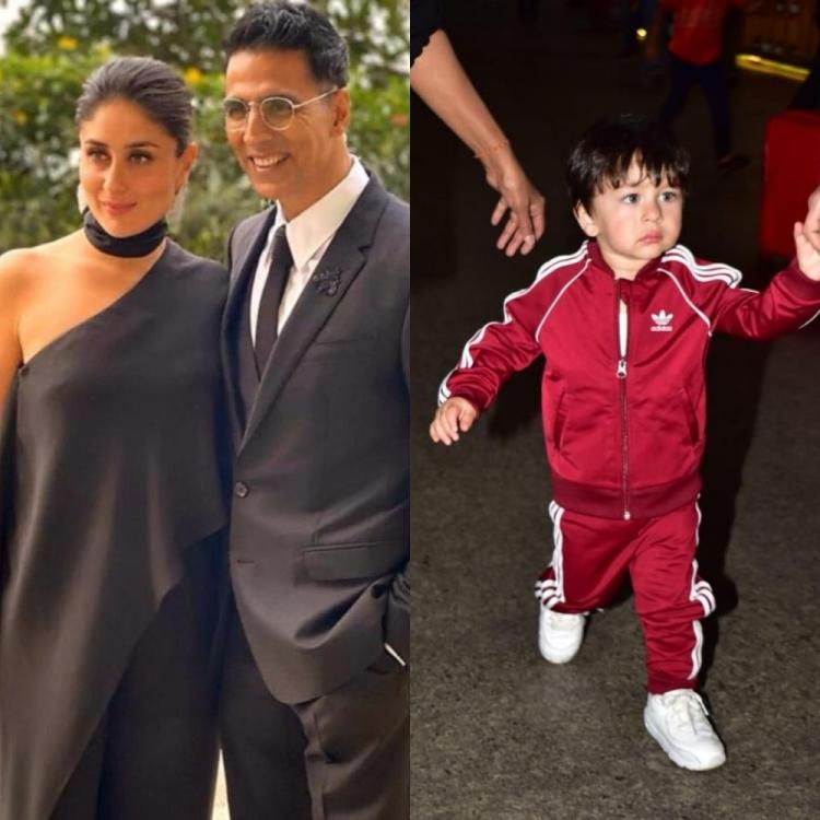 When Kareena Kapoor Khan gave an open challenge to Akshay Kumar and said Taimur Ali Khan is a threat to him