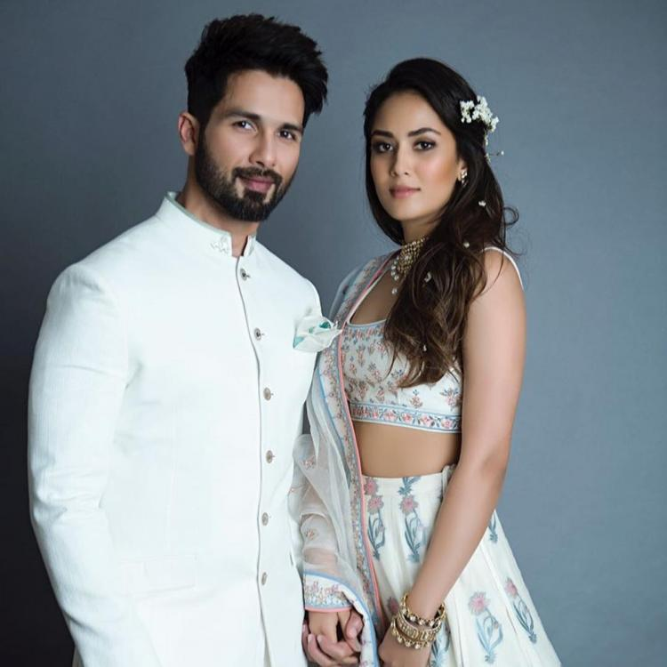 when mira rajput received flak for her puppy comment and shahid kapoor supported his wife 0