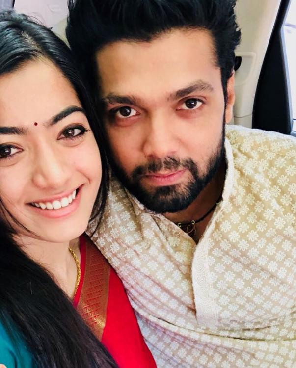When Rakshit Shetty OPENED UP on his special gift for ex GF Rashmika Mandanna: She dreams big, I know her past