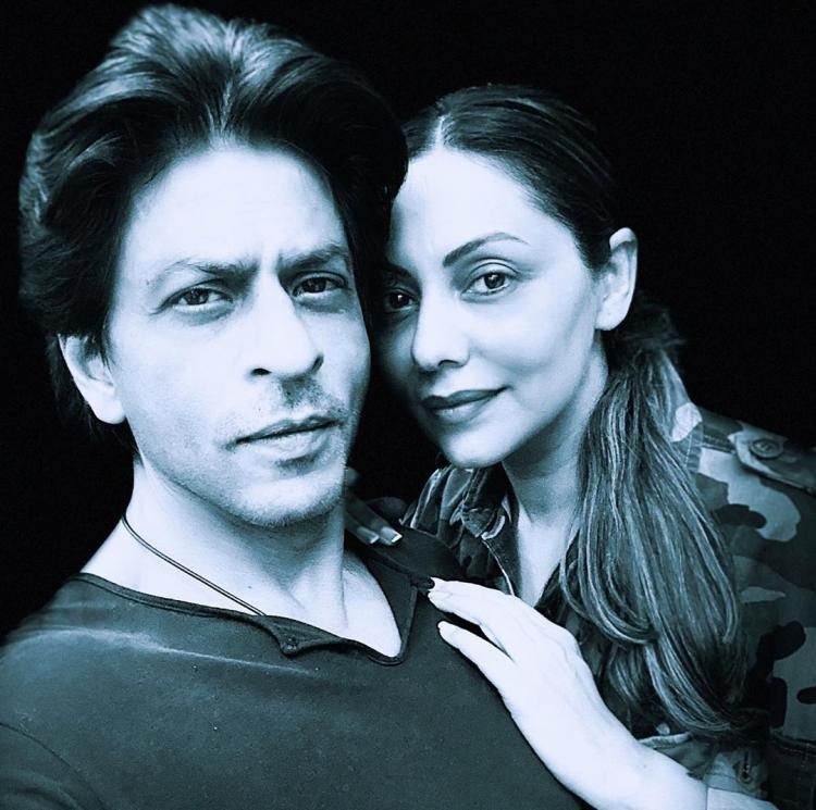 When Shah Rukh Khan reacted to reports suggesting he is scared of wife Gauri Khan; Watch