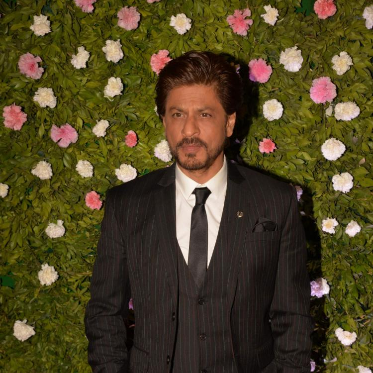 When Shah Rukh Khan revealed he asked people if they would get offended before cracking jokes at award shows