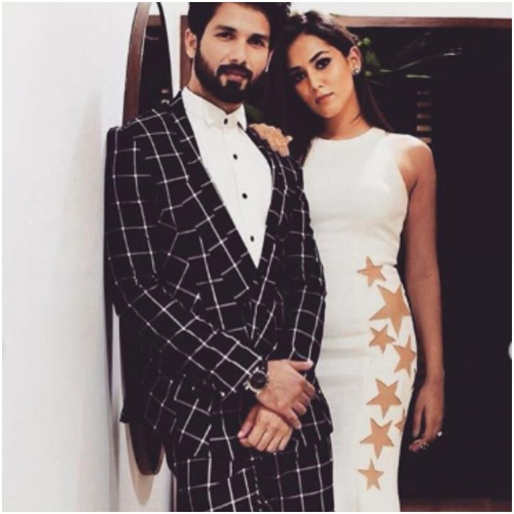 When Shahid Kapoor got his swanky office designed by Mira Rajput's sister 'from across the globe'