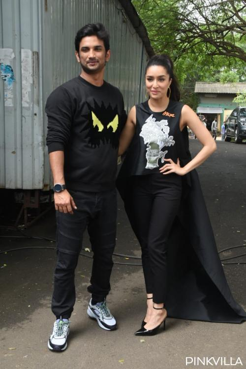 When Shraddha Kapoor called Sushant Singh Rajput curious, unique and a very giving actor; Watch