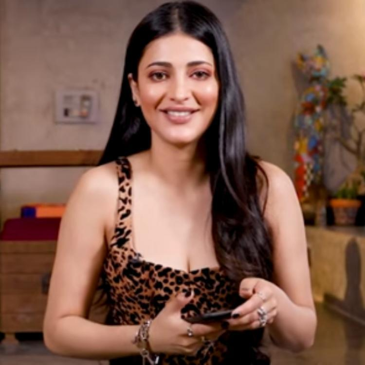 When Shruti Haasan took a bold step and opened up about having done plastic surgery