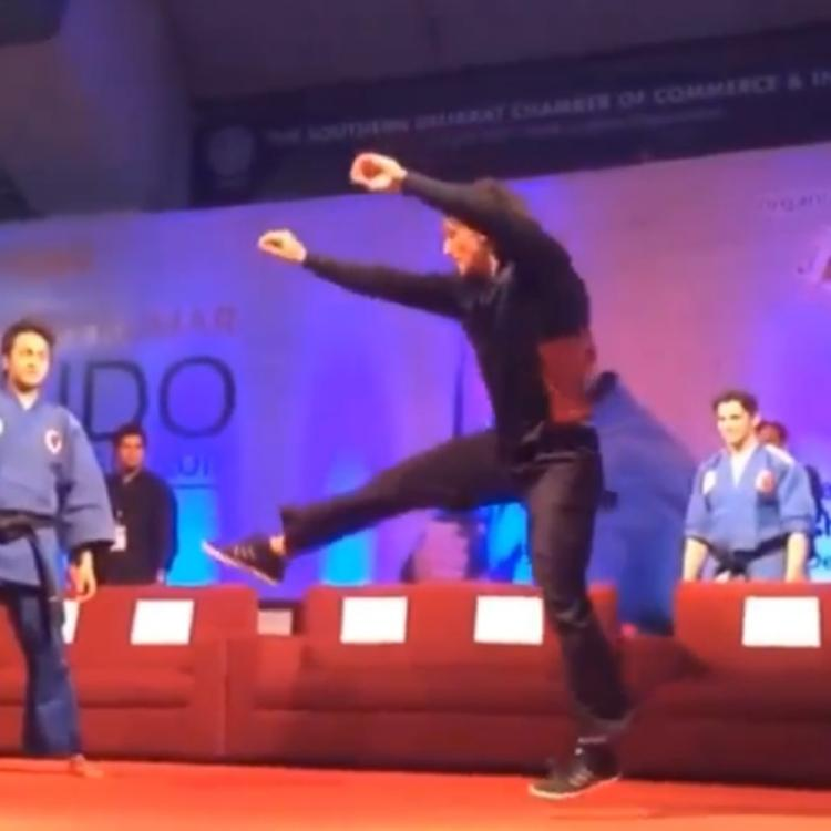 When Tiger Shroff revealed he had stage fright after Akshay Kumar asked him to perform kicks at an event