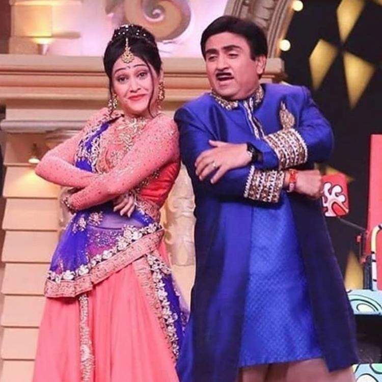 When TMKOC's Dilip Joshi, Disha Vakani OPENED UP on what they like, dislike about each other, equation & more