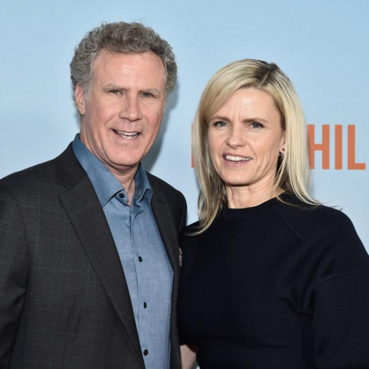 Will Ferrell reveals how acting helped to bring him and Viveca Paulin back together