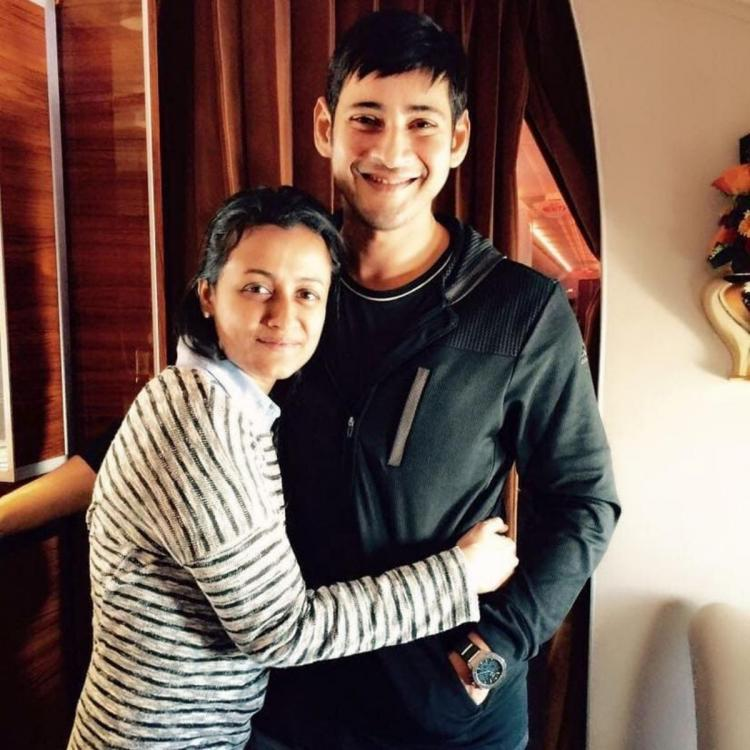 Will Mahesh Babu and Namrata Shirodkar do a movie together in future? Here's what former Miss India has to say
