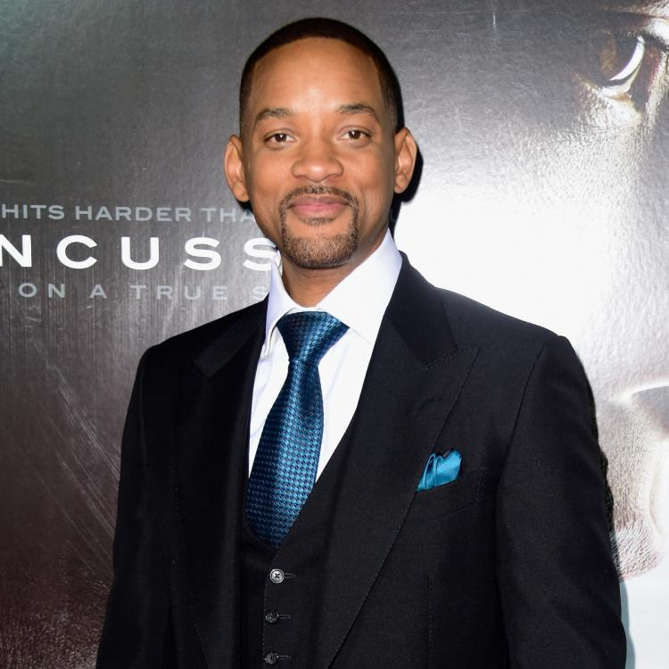 Will Smith shares a picture of his quarantine body before beginning workout journey