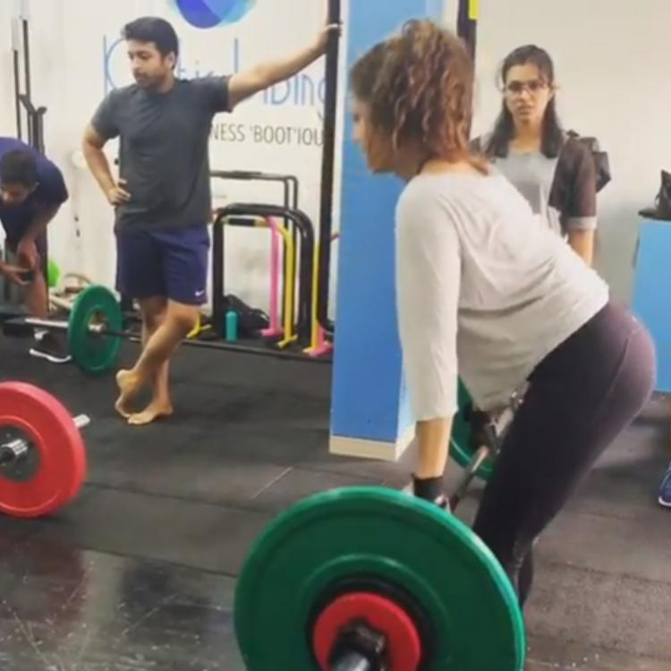 Drashti Dhami's Glute workout will motivate you to hit the gym right away; Watch VIDEO