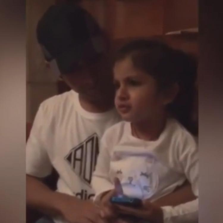 World Laughter Day: Mahesh Babu's throwback video with daughter Sitara and son Gautam is too adorable to miss