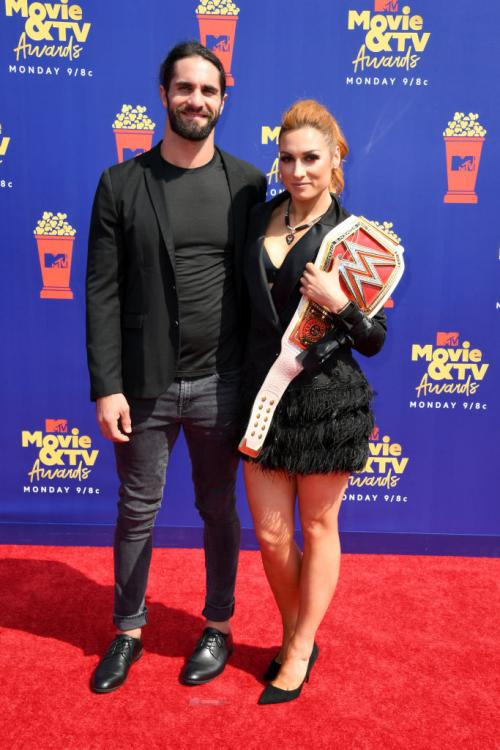 WWE: Becky Lynch has THIS to say about Seth Rollins praising Ronda Rousey at the 2019 ESPYs