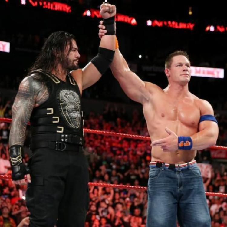 John Cena feels Roman Reigns can be the face of the current WWE era.
