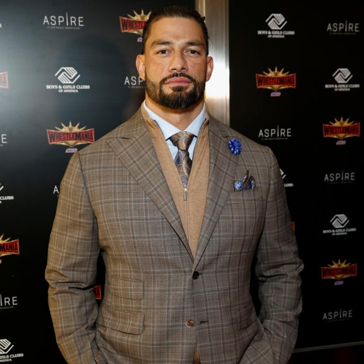 WWE,Roman Reigns,Hollywood