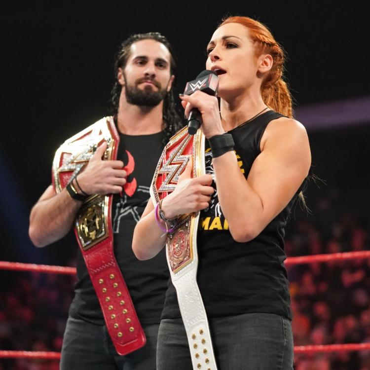Seth Rollins feels that WWE is based on realism and intergender wrestling matches are unrealistic.
