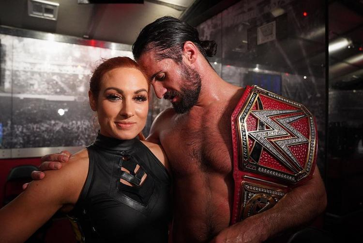 Seth Rollins and Becky Lynch are the new power couple in the world of WWE.