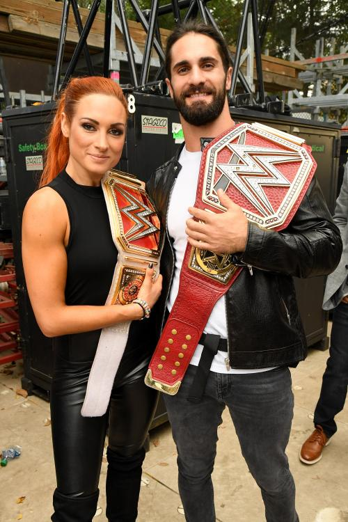 Former RAW Women's Champion Becky Lynch is due in December 2020.