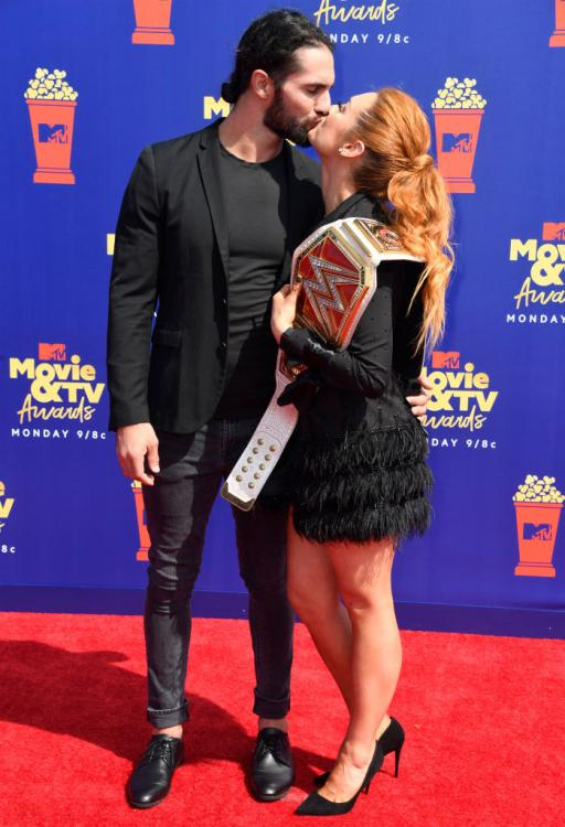 WWE News: Seth Rollins TALKS about him and girlfriend Becky Lynch having separate storylines now