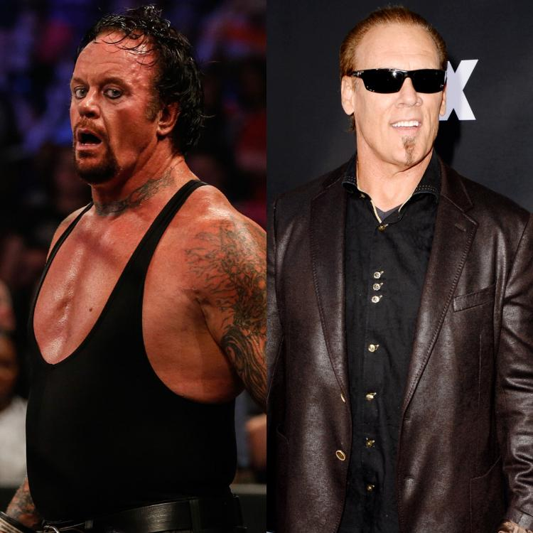 WWE,The Undertaker,Hollywood