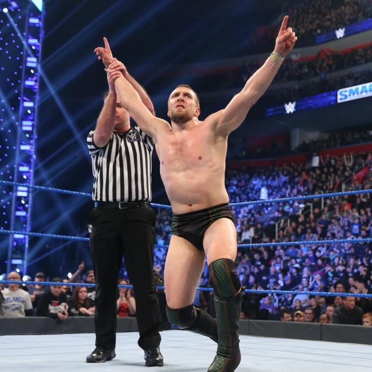 Daniel Bryan was able to overcome both The Miz and Baron Corbin in this week's episode of WWE SmackDown.