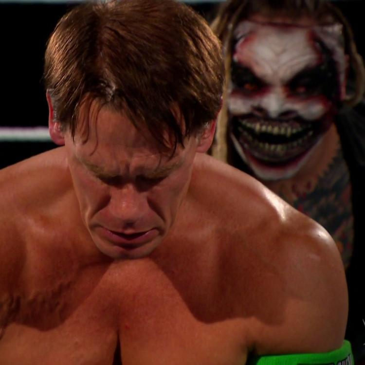John Cena lauded Bray Wyatt and Seth Rollins for adapting well to a crowdless environment in WWE due to COVID-19.