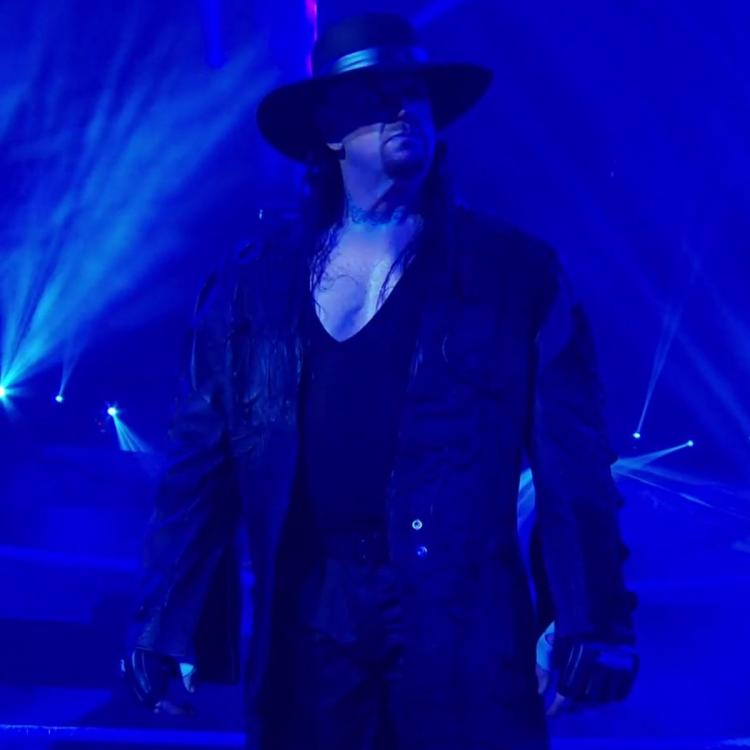 The Undertaker confessed how it's finally time to rest in peace