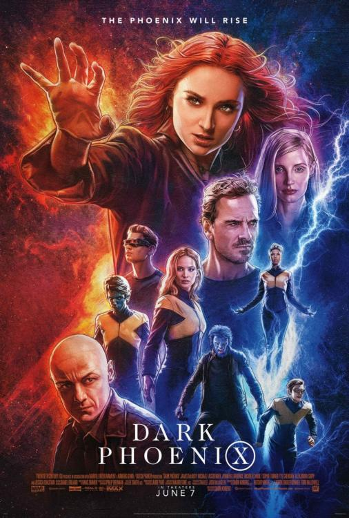 X Men Dark Phoenix Box Office Collection Day 8: Sophie Turner starrer tumbles down at the start of week 2