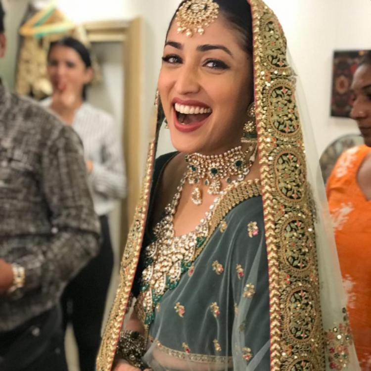 Yami Gautam S Bridal Look From Her Next With Vikrant Massey Ginny Weds Sunny Revealed View Pics Pinkvilla