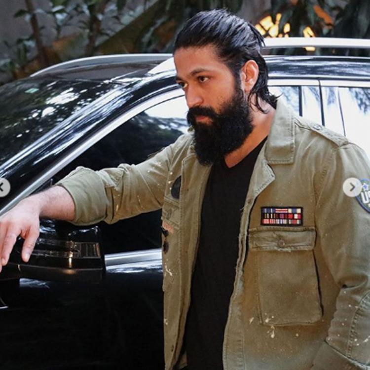 Yash undergoes intensive training for KGF 2
