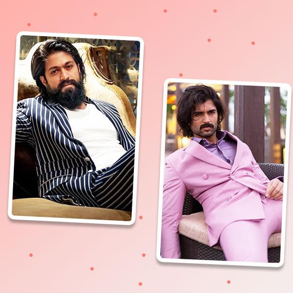 Yash to Vijay Deverakonda: Do you know which of these leading South actors has more Instagram followers?