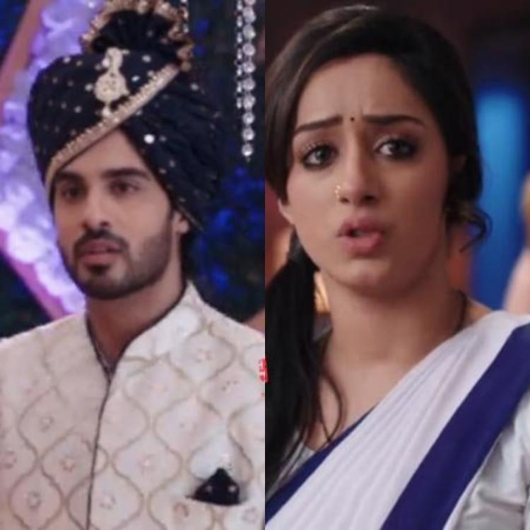 Yeh Hai Chahatein SPOILER ALERT: Rudraksh forces Prisha and tries to get close to her; Latter left in shock