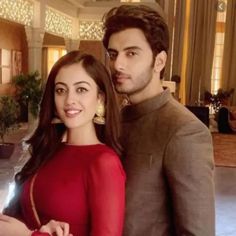 Yeh Jaadu Hai Jinn Ka actors Vikram Singh Chauhan, Aditi Sharma and others begin shooting with a Puja; WATCH