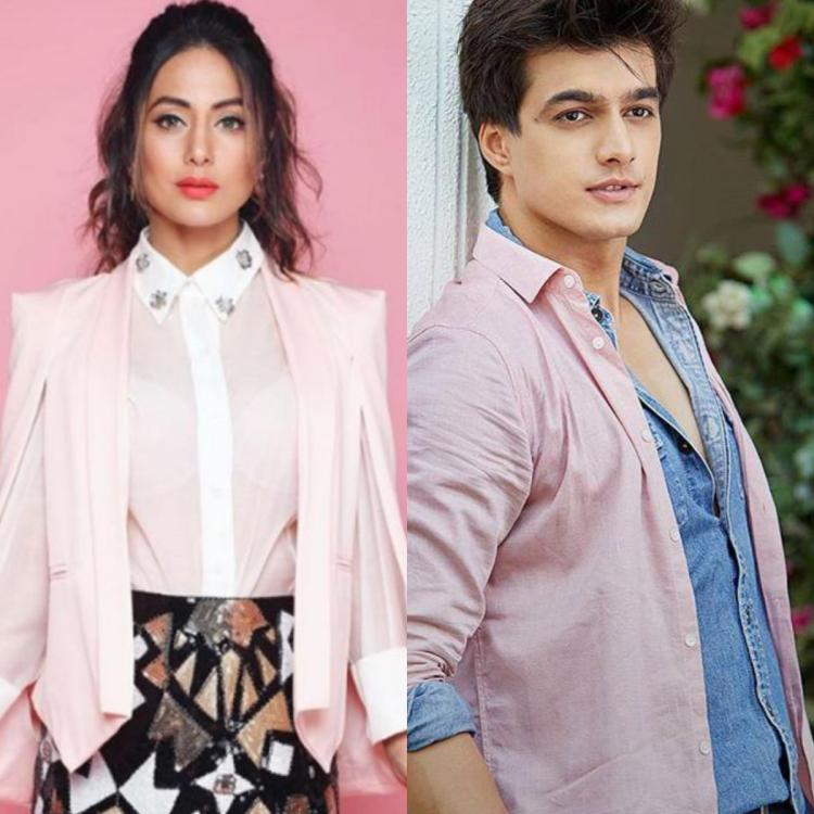 Hina Khan opens up on romancing former YRKKH co-star Mohsin Khan in a project