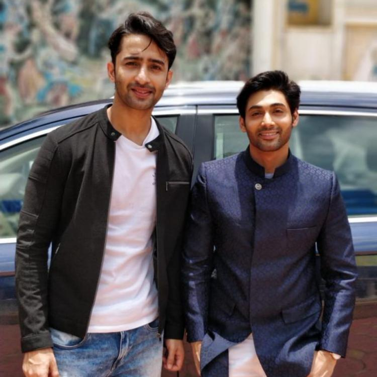 Yeh Rishtey Hain Pyaar Ke stars Shaheer Sheikh and Ruslaan Mumtaz's banter speaks volumes of their friendship