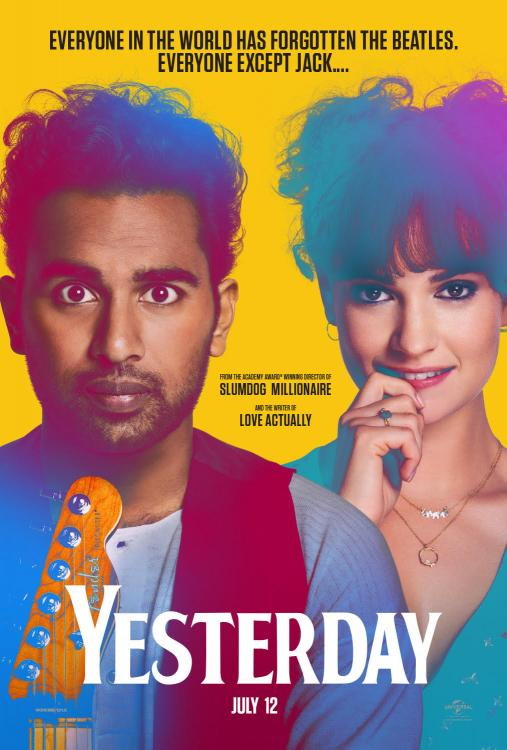 Yesterday Review: Himesh Patel & Lily James concoct a pleasing love story with The Beatles' nostalgia