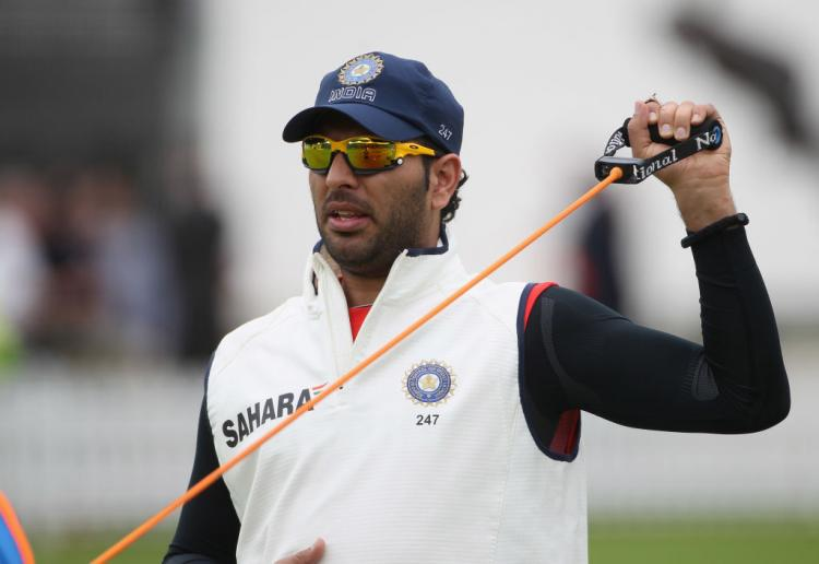 Yuvraj Singh on the Yo Yo Fitness Test controversy: My time will come to speak