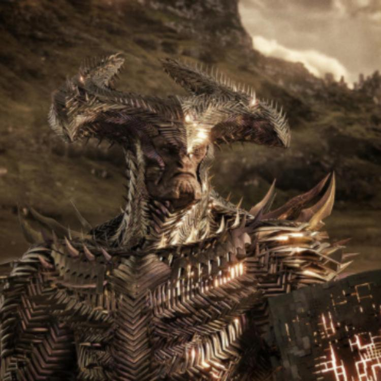 Zack Snyder's Justice League: Director's design for Steppenwolf