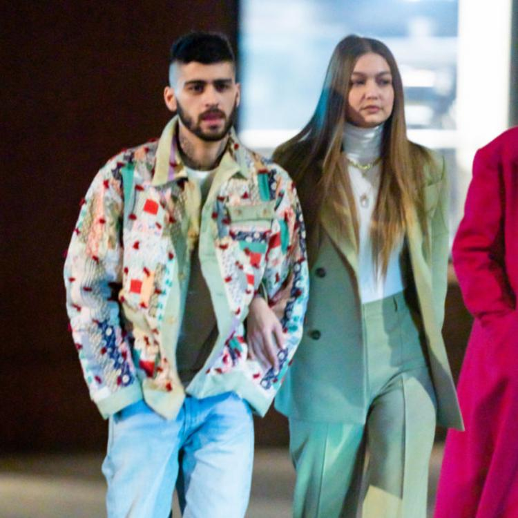 Zayn Malik joins the Black Lives Matter movement as music industry observes Blackout Tuesday
