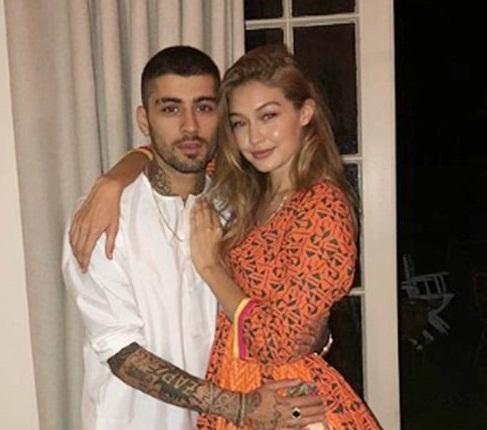 Flashback to when Gigi Hadid and Zayn Malik dressed up in ethnic outfits to celebrate Eid in style