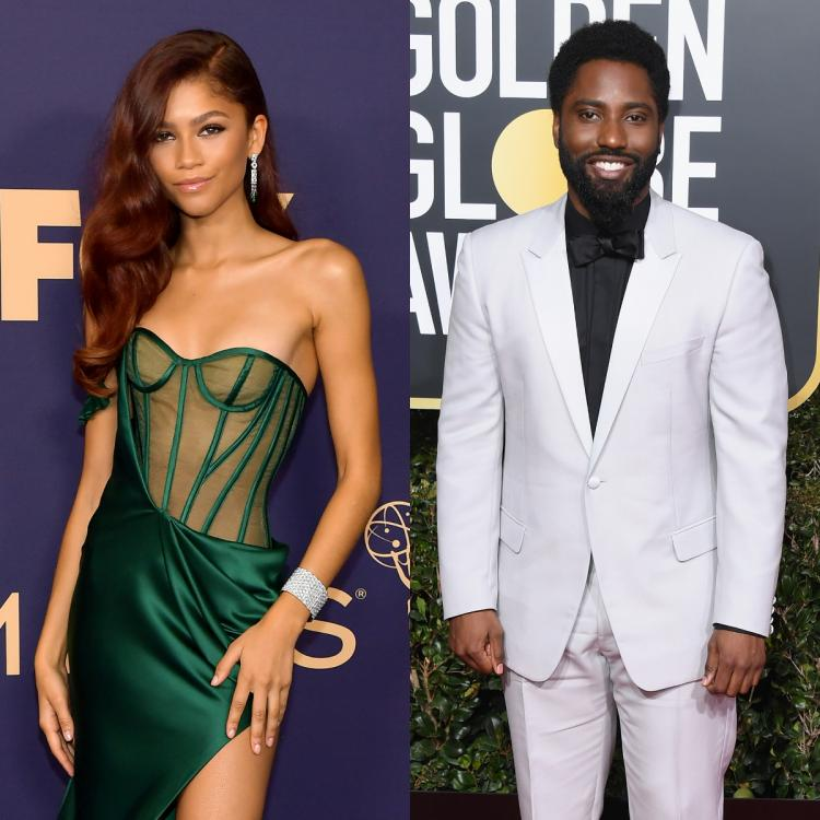 Zendaya and John David Washington filmed Malcolm & Marie ...
