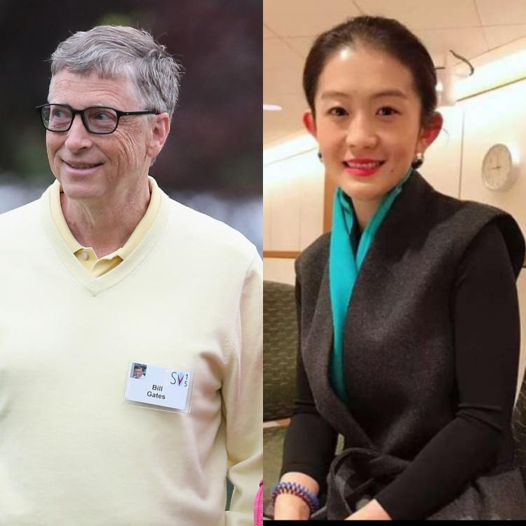 Chinese interpreter denies to have played a role in Bill and Melinda Gates  divorce; Says she's 'innocent' | PINKVILLA