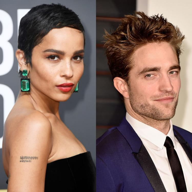 Zoe Kravitz vouches for Robert Pattinton's casting as Batman: He was born for this role