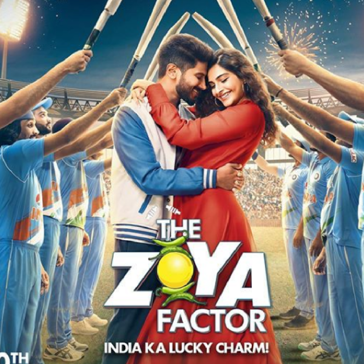 The Zoya Factor Movie Review: Dulquer Salmaan shines in this quirky romantic drama