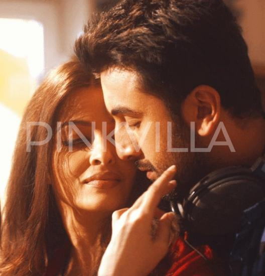 Movie Stills,Ranbir Kapoor,Aishwarya Rai Bachchan
