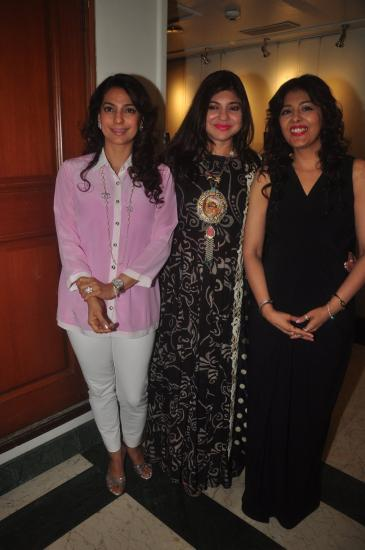Event,juhi chawla,javed akhtar,alka yagnik,The Curse of the Windwoods